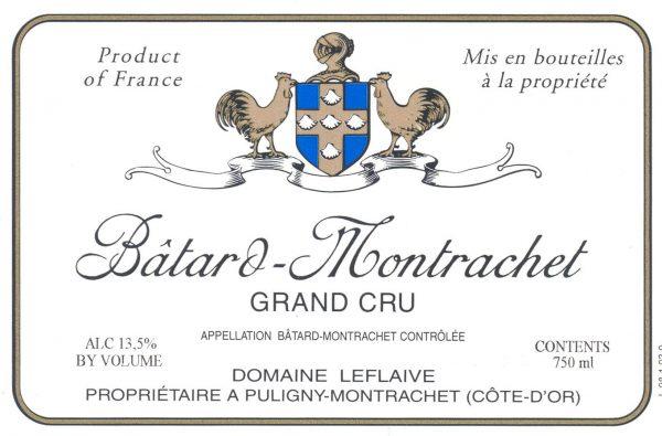 Batard Montrachet  (OWC of 6)