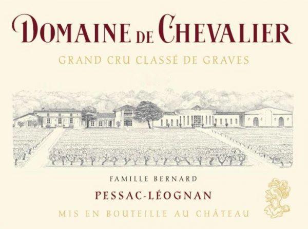 Domaine de Chevalier  騎士 (OWC 12)